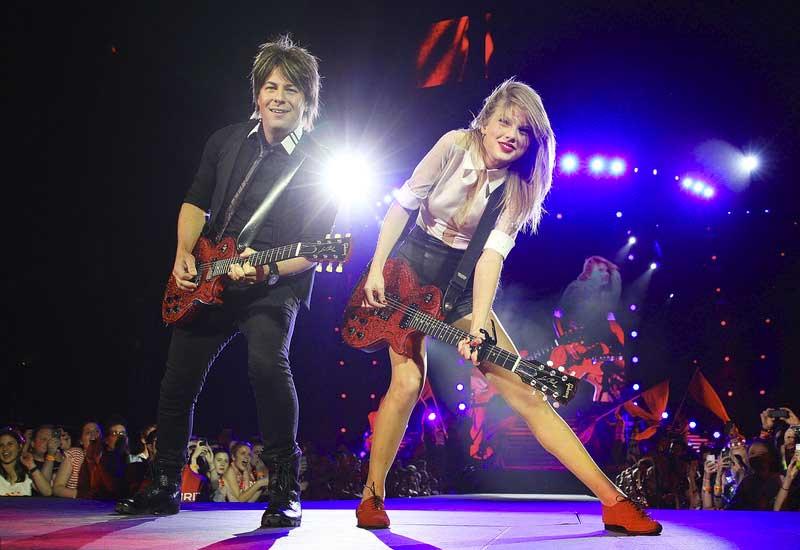 Duplázott Taylor Swift a Billboardnál