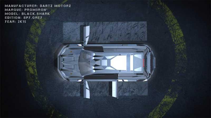 Retinát is szkennel az 1500 lóerős orosz luxusautó
