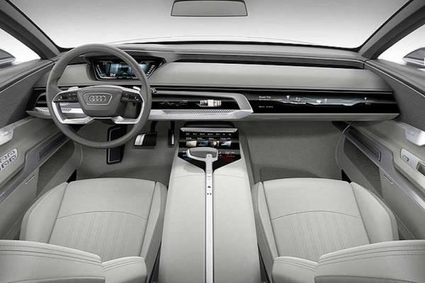 Érintésre nyílik a jövő Audija