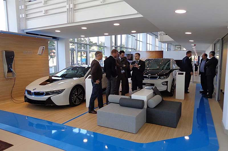 Megjöttek Magyarországra az elektromos BMW-k
