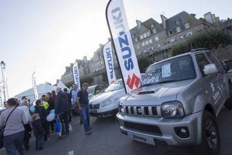 A BMW, a Volvo babérjaira tör a Suzuki