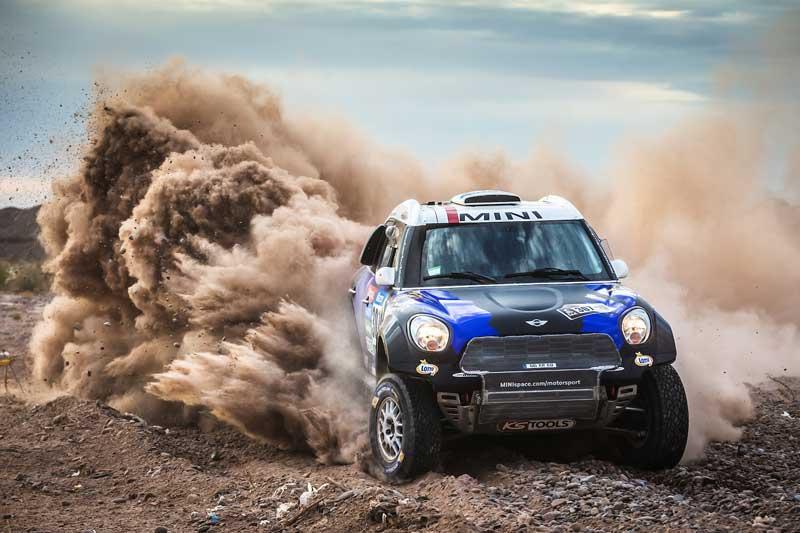 Dakar Rali 2015: MINI-győzelem