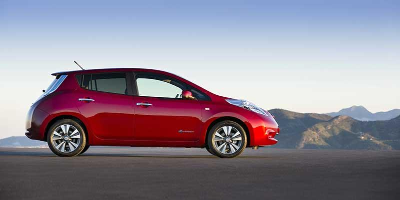A Nissan Leaf már negyedik éve Európa legkeresettebb elektromos autója