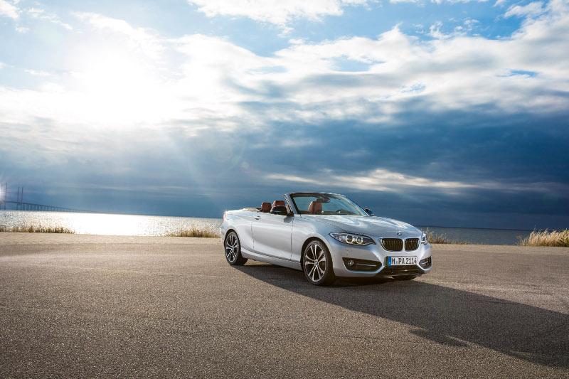 BMW modellfrissítések 2015 tavaszán