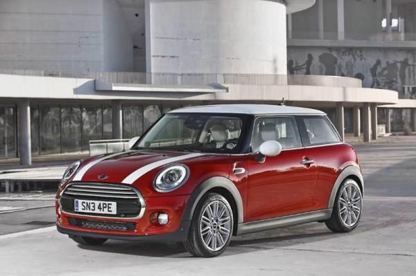 """""""Best Cars 2015"""": a MINI két járműkategóriában is győzedelmeskedett"""