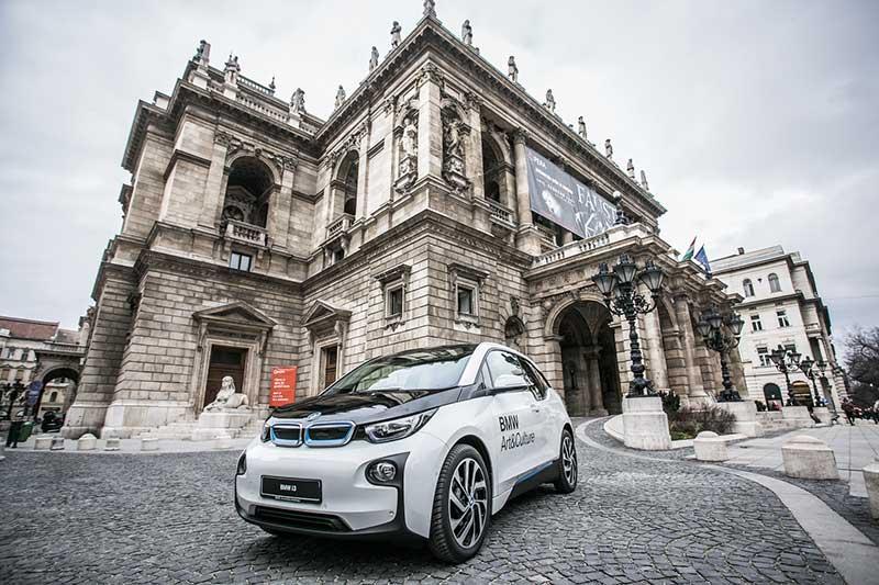 Az Opera és a BMW intézményi partnerséget jelentett be Magyarországon - a művészet és a kultúra elkötelezett támogatójaként