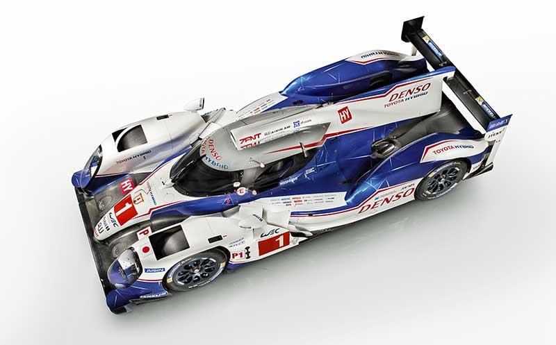 A Toyota Racing készen áll arra, hogy a világbajnokságban új korszakot nyisson, és megvédje két bajnoki címét