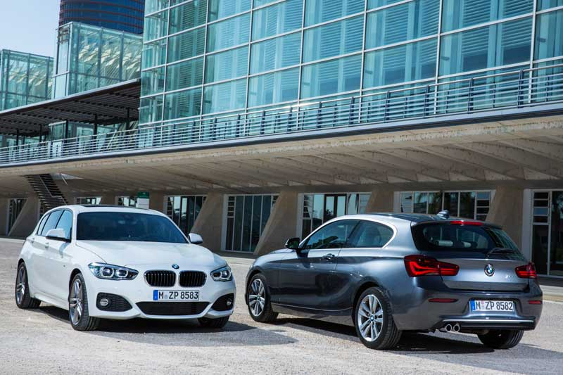 Az új BMW 1-es sorozat