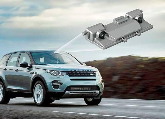 Bosch sztereó videókamera-rendszer az autóiparban
