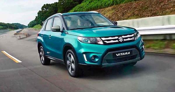 Esztétikus, erős és biztonsűgos az új Suzuki Vitara, amely elsőként kapott ötcsillagos összértékelést az Euro NCAP 2015-ös töréstesztjén