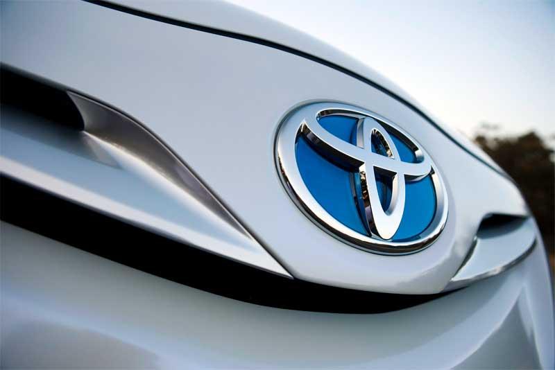 Toyota hibrid autók a City Taxinál