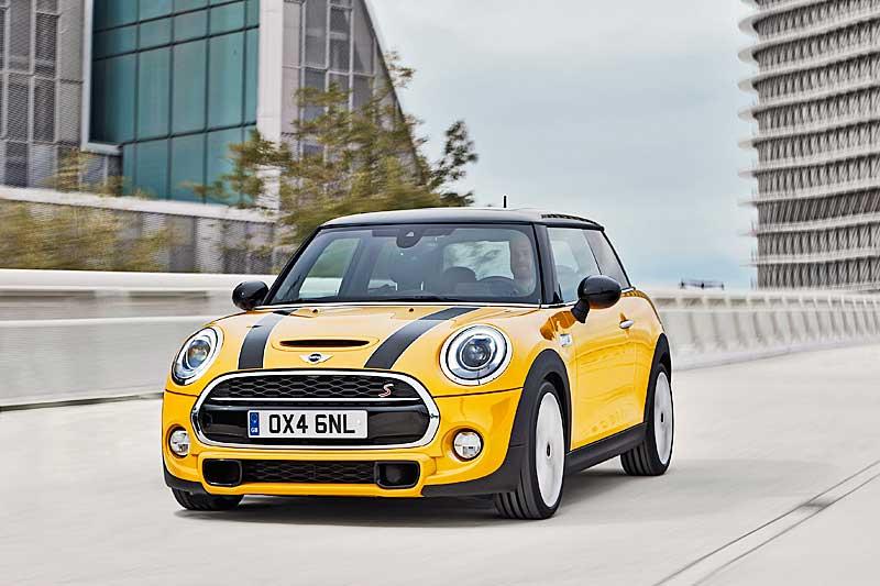 Innovációval készül a Mini a Frankfurti Nemzetközi Autószalonra