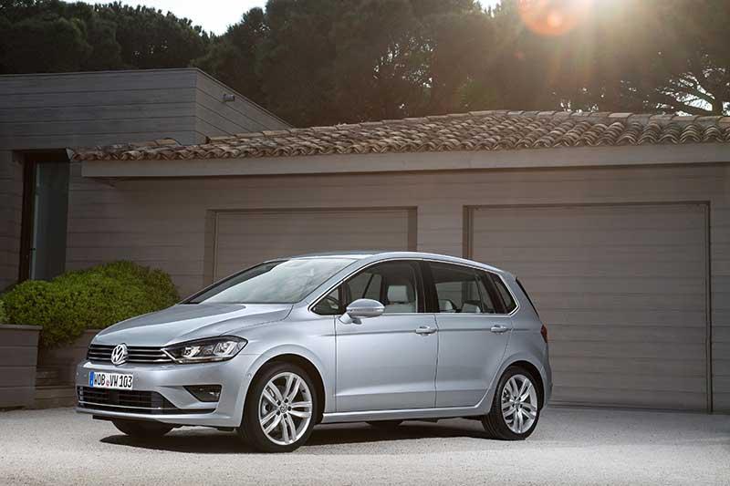 A Volkswagen Golf Sportsvan az Auto Test magazin értékelésének legjobbja 2015-ben