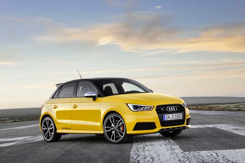 Az Audi hét díjat is érdemelt
