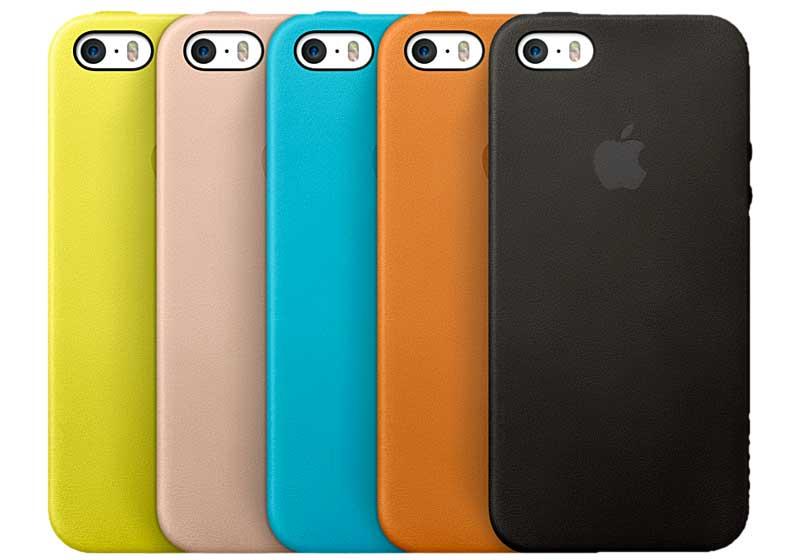 Különféle színű és típusú mobiltelefon tok a választékban