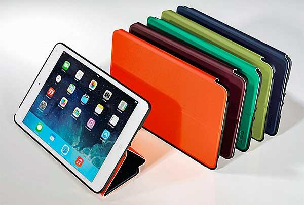 Különféle színű és típusú táblagép vagy tablet tok a választékban