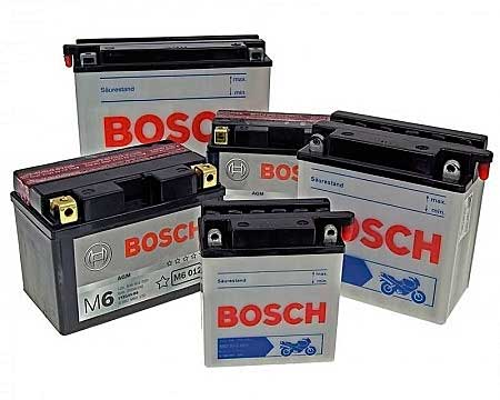 Bosch autó és motor akkumulátor