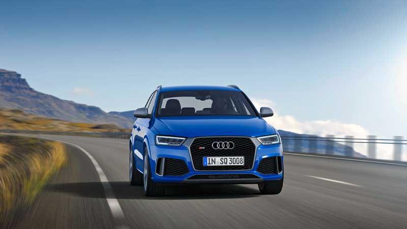 Az Audi a Genfi Autószalonon mutatta be korszerű kompakt SUV-jét, az Audi Q2-t