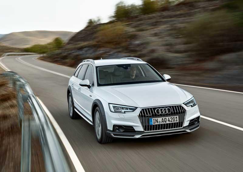 """Az Audi két kategóriában is a """"2016. Év Összkerékhajtású Gépjárműve"""""""