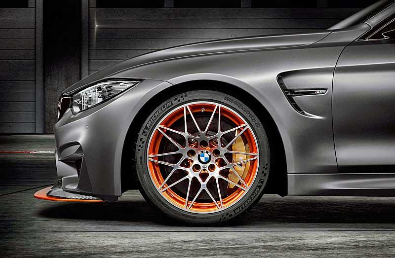 A BMW M4 GTS Michelin Pilot Sport Cup 2 abroncsokkal