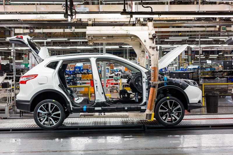 A Nissan több Qashqai-t gyárt majd Európában