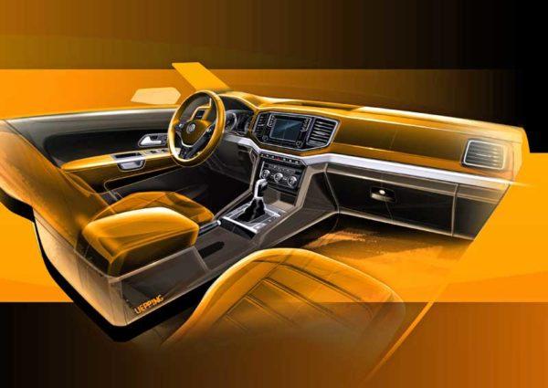 Volkswagen Amarok pick-up autó formái már nyilvánosak