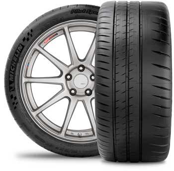 Michelin Pilot Sport Cup 2 abroncs