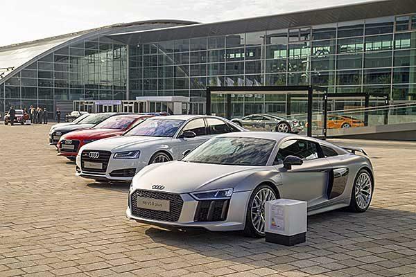 Az Audi a technológiai- és modellfejlesztések híve