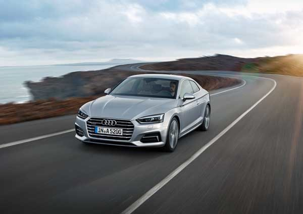 Audi S5 Coupé autó