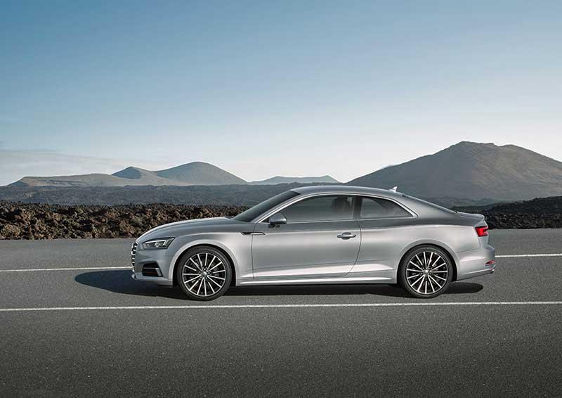 Audi A5 és Audi S5 Coupé világpremier