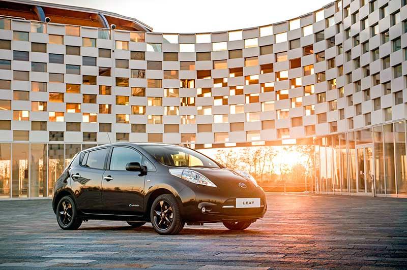 Az új elektromos Nissan Leaf