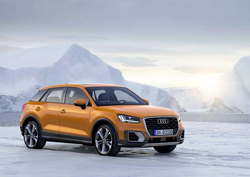 Öt csillagot kapott az Audi A5 és az Audi Q2 az Euro NCAP-tól