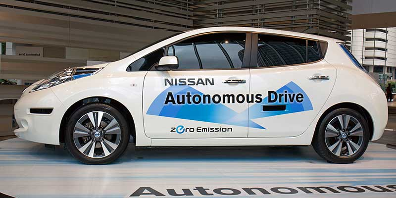 Az autonóm járművek jövője