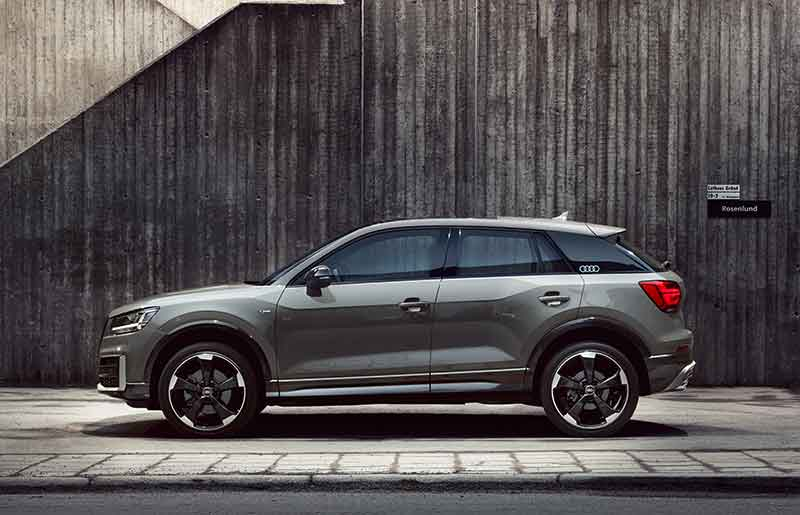 A German Design Award arany díját kapta az Audi Q2