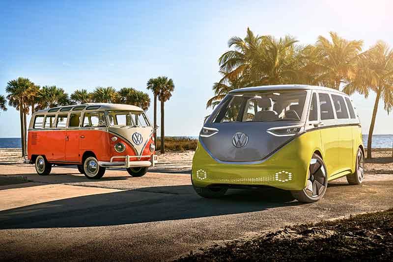 Európai premier a Volkswagen I. D. BUZZ életében