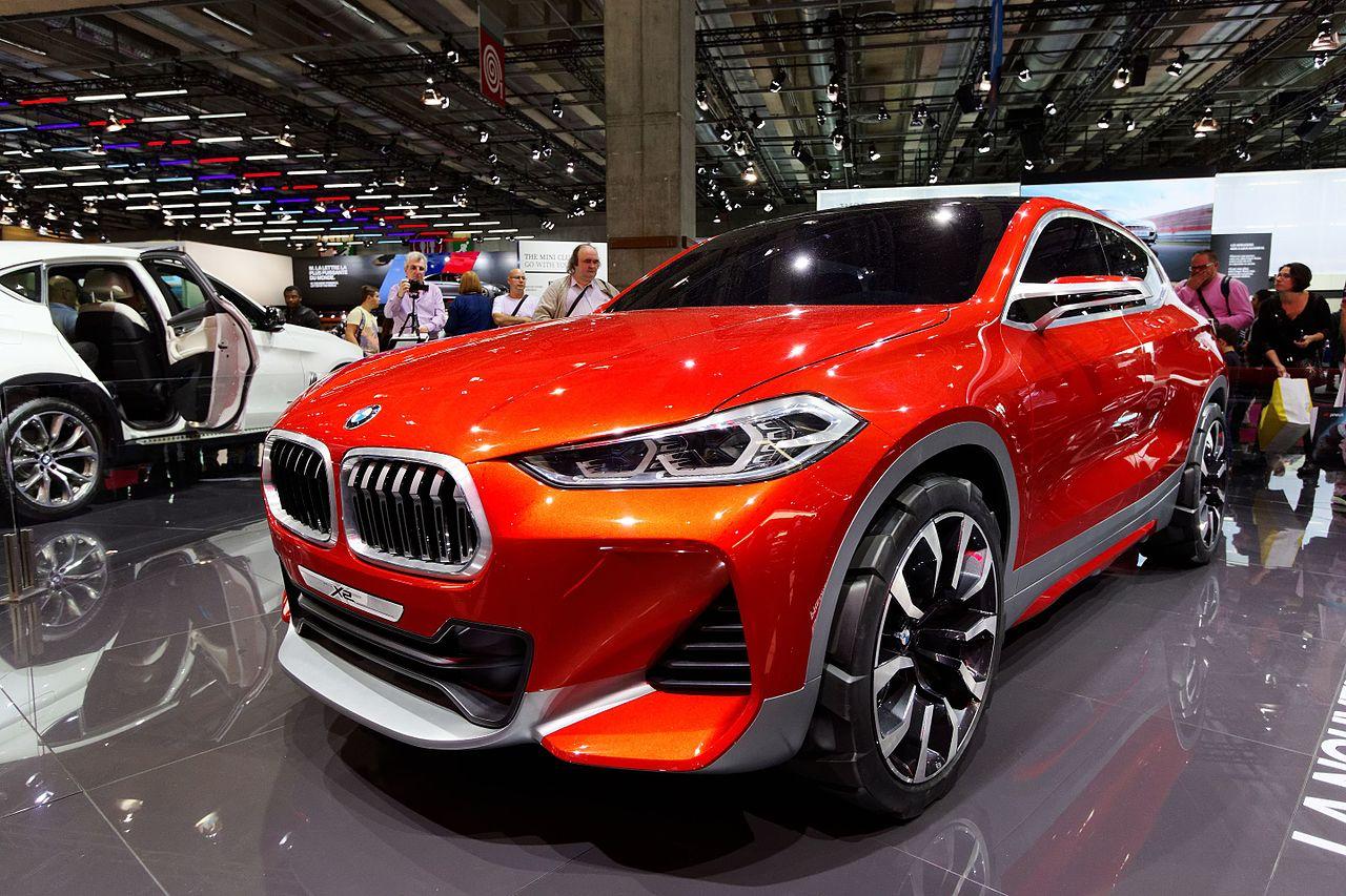 A korszerű BMW X2