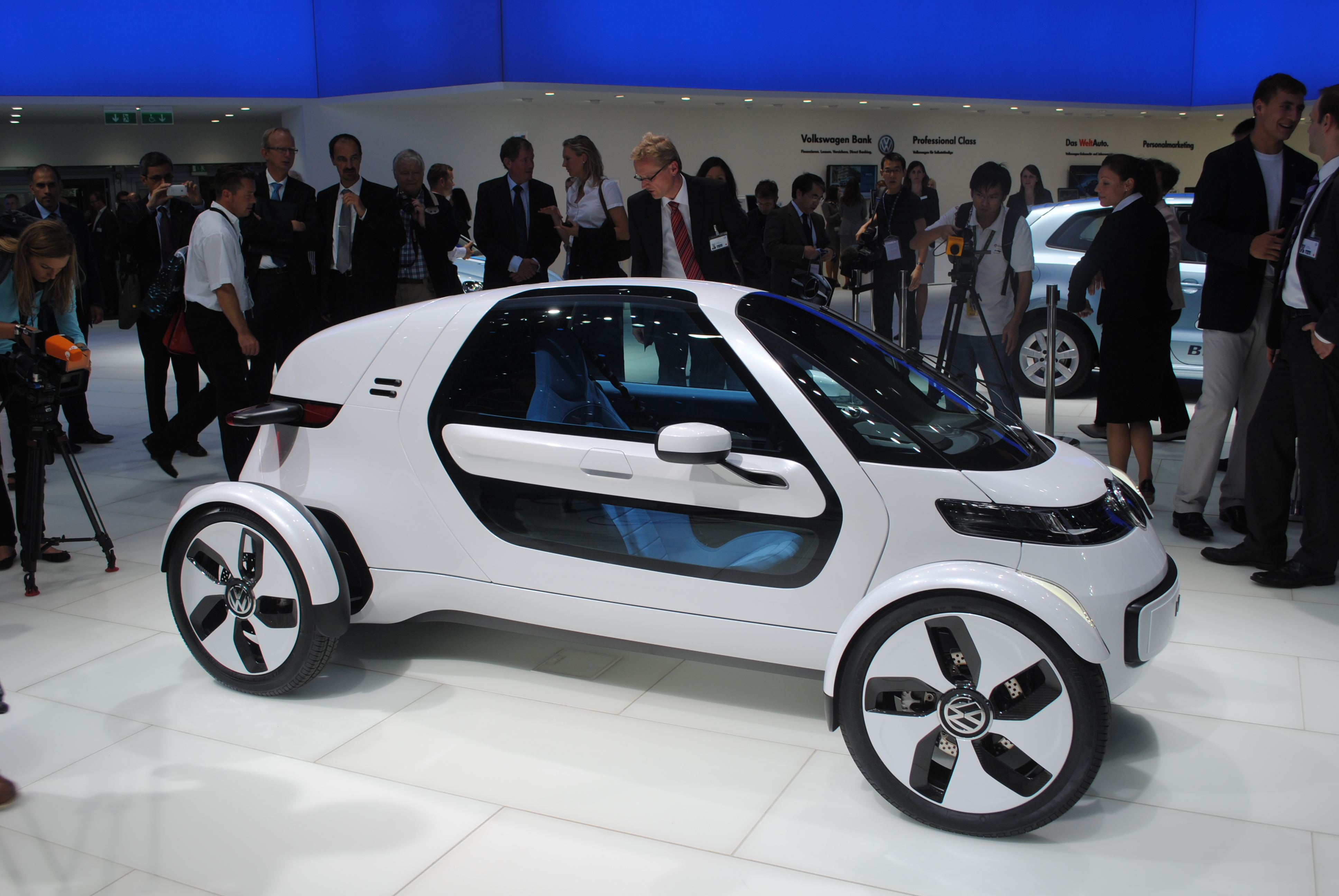 A planéta legnevesebb hegyiversenyére fejleszt elektromos versenyautót a Volkswagen
