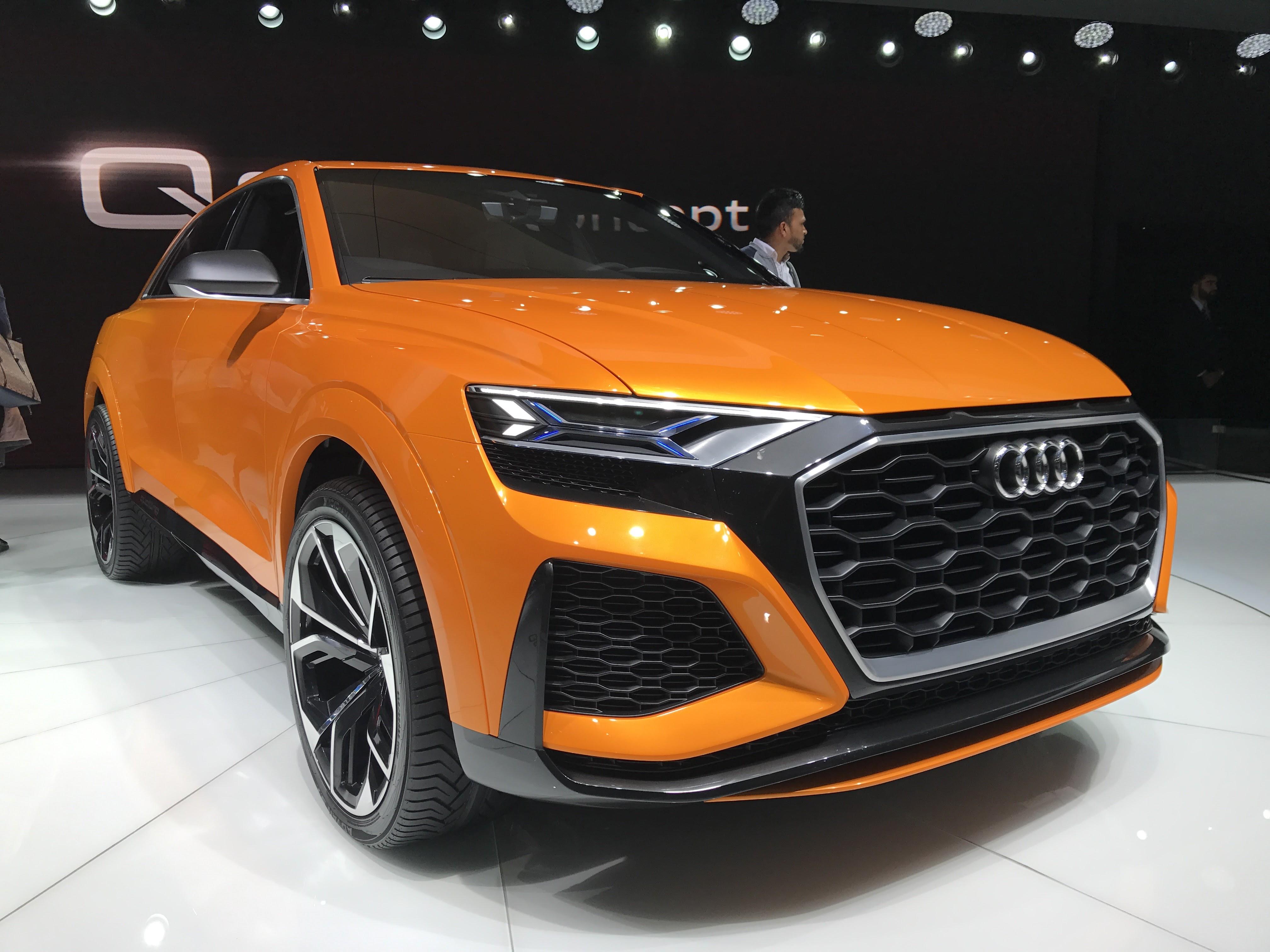 Az Audi a legjobb európai márka a Consumer Reports 2017-es megbízhatósági felmérésén