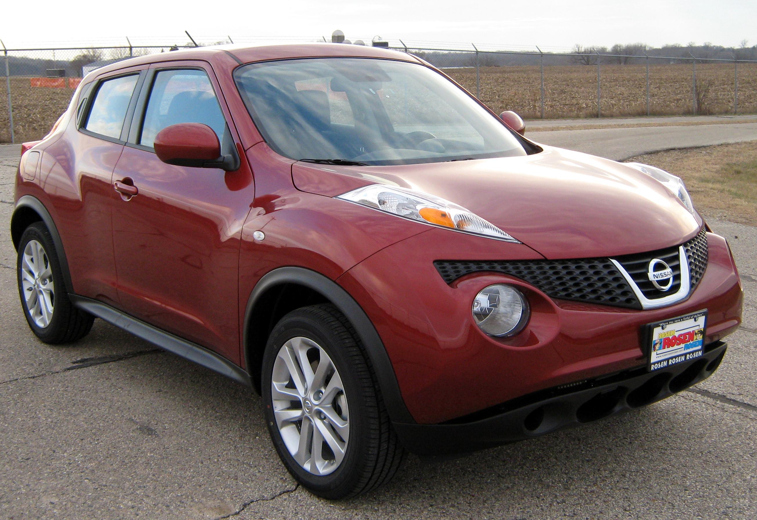Korszerűbb lesz a Nissan Juke crossover az újabb választékbővítés jegyében