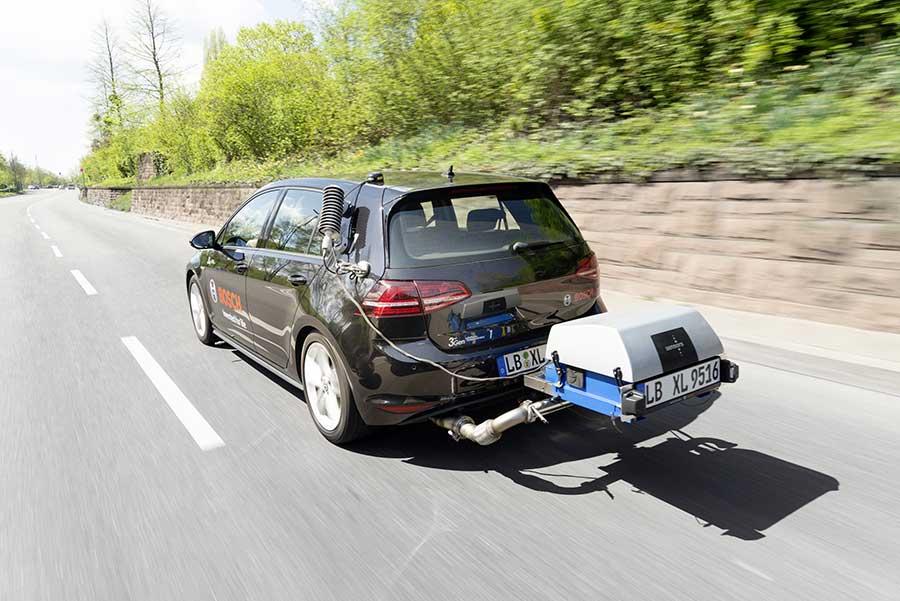 Áttörés: új Bosch-dízeltechnológia oldhatja meg a nitrogénoxid-kibocsátás problémáját