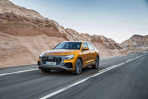A Q-család új csúcsmodellje - Már megrendelhető az Audi Q8
