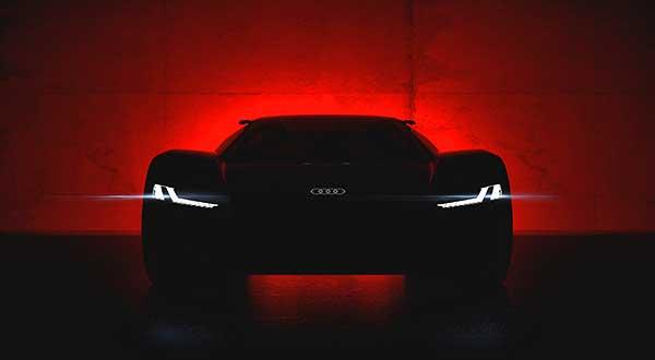 Audi PB 18 e-tron: egy tanulmányautó világpremierje a Pebble Beach Car Week eseményén