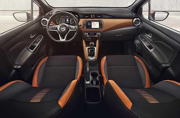A modern NissanConnect még jobb infotainment élményt nyújt a Micra tulajdonosoknak