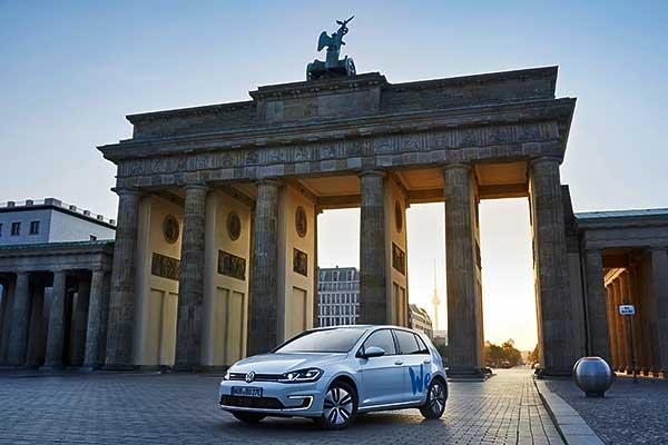 Berlinben elindítja e-mobilitási autómegosztó szolgáltatását a Volkswagen
