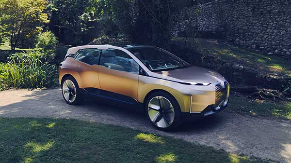 A BMW Vision iNEXT