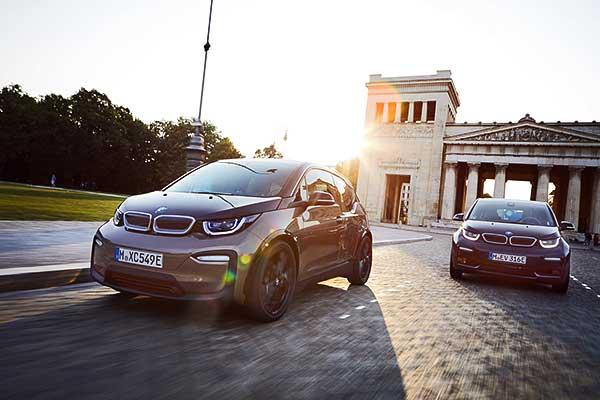 Már a BMW i3s modell szintén rendelkezésre áll állami támogatással