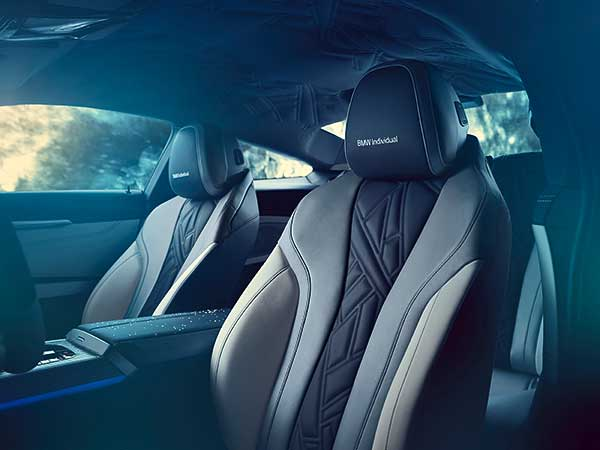 Mennyei luxus: bemutatkozik a BMW Individual M850i xDrive Coupé Night Sky