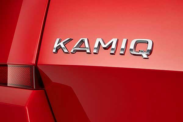 A Škoda új terepjárója a KAMIQ nevet kapta