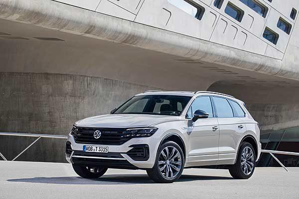 Egymillió Touareg: a Volkswagen mutatós extrákkal felszerelt jellegzetes modellel ünnepli ezt a mérföldkövet