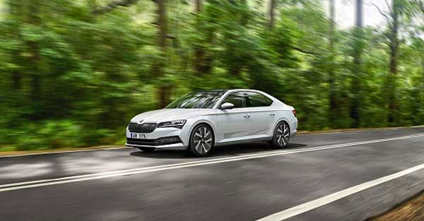 Škoda SUPERB iV: az első Škoda plug-in hibrid